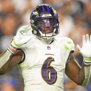 Patrick Queen Baltimore Ravens NFL
