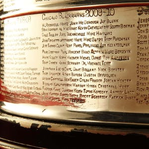 The Stanley Cup. - Chris Walker/Chicago Tribune/MCT/Sipa USA