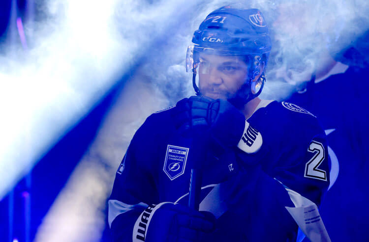 2021-22 NHL Stanley Cup Odds : Avalanche, Lightning Top Board Amid Slow Starts