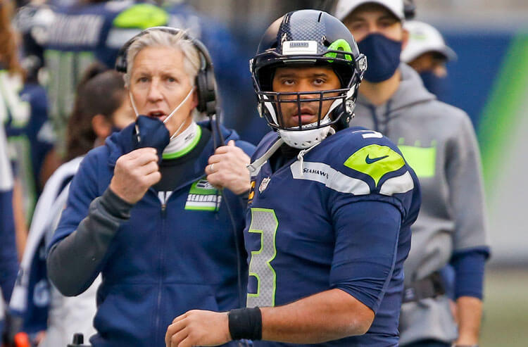 Seattle Seahawks 2021 NFL Betting Preview: Can the Seahawks Overcome Their Identity Crisis?