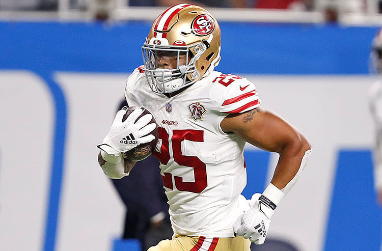 NFL Cheat Sheet Week 3: 49ers' Elijah Mitchell Out for SNF