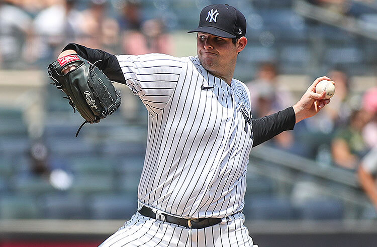 Jordan Montgomery New York Yankees MLB