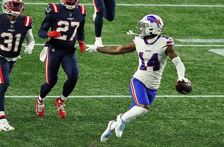 Stefon Diggs Buffalo Bills NFL
