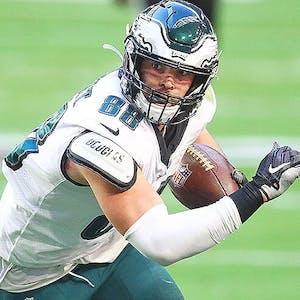 Dallas Goedert Philadelphia Eagles NFL