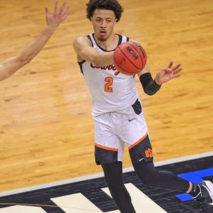 Cade Cunningham Oklahoma State Cowboys March Madness