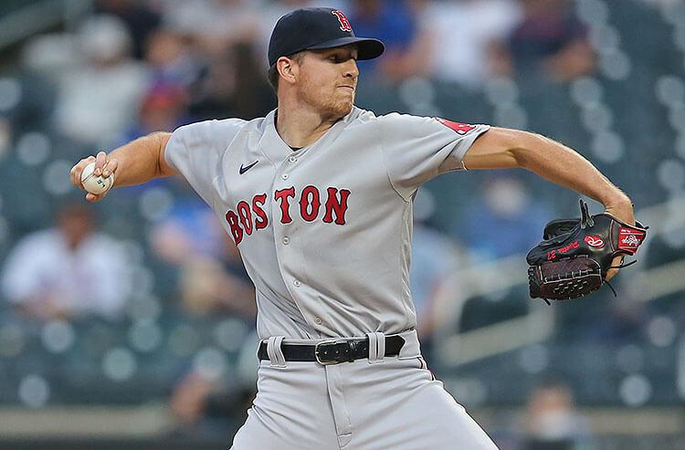 Nick Pivetta Boston Red Sox MLB