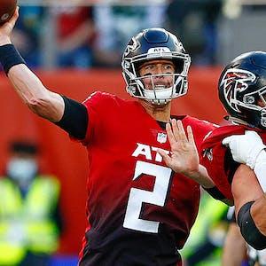 Matt Ryan Atlanta Falcons NFL