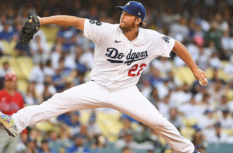 Los Angeles Dodgers Clayton Kershaw MLB