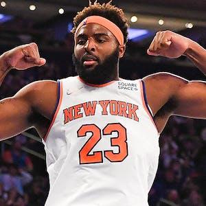 Mitchell Robinson New York Knicks NBA
