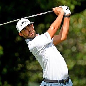 Erik van Rooyen PGA golf