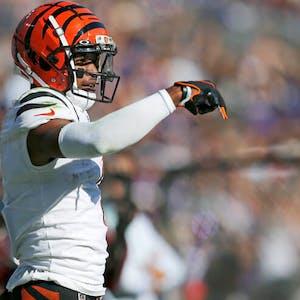 Ja'Marr Chase Cincinnati Bengals NFL