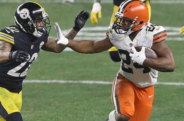 Nick Chubb Cleveland Browns NFL
