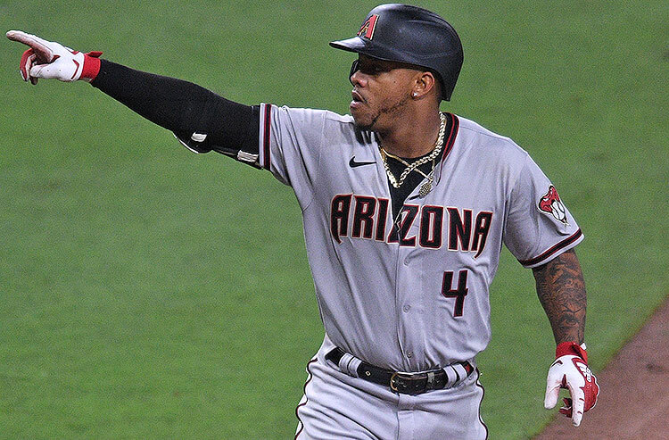 Today's MLB Prop Bet Picks: Ketel Marte Takes Hot Bat to Coors