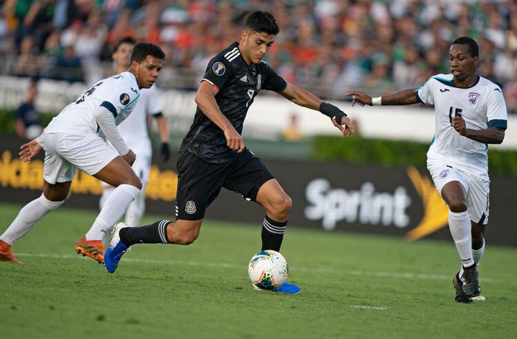 Raul Jimenez Mexico national soccer team