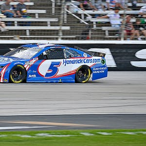 Kyle Larson NASCAR