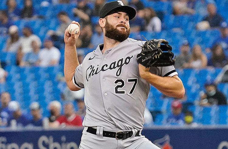 Lucas Giolito Chicago White Sox MLB