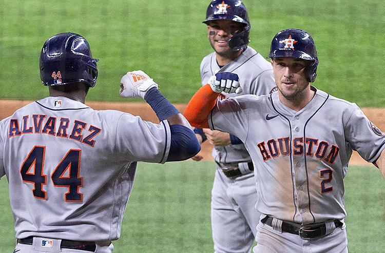 Today's MLB Prop Bets, Picks and Predictions: Houston Bats Go Off vs. Texas Rook