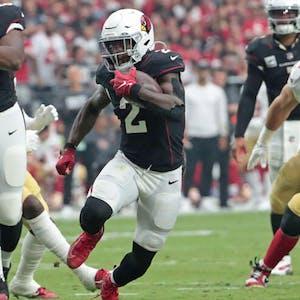 Chase Edmonds Arizona Cardinals NFL