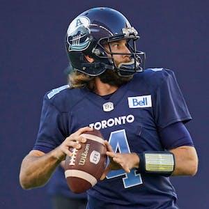 Mcleod Bethel-Thompson Toronto Argonauts CFL