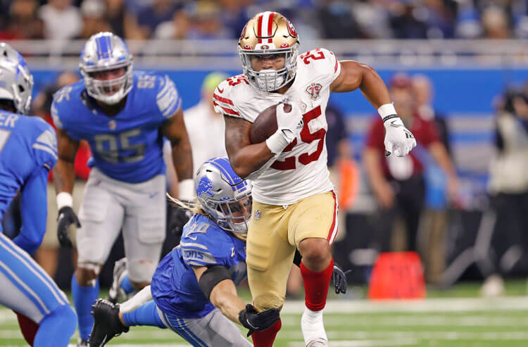 NFL Cheat Sheet Week 2: Faith Remains in Banged-up 49ers