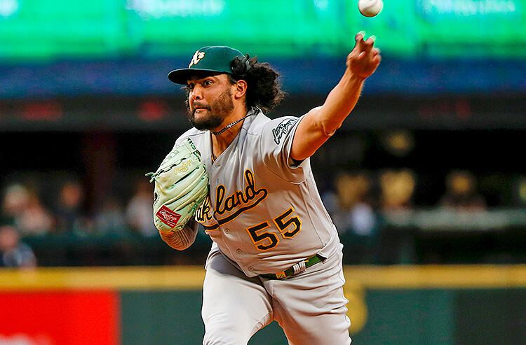 Padres vs A's Picks and Predictions: Tonight Will Be a Repeat Of Last Week's Same Pitching Matchup