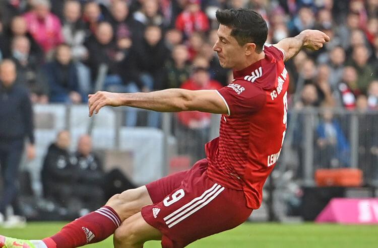 2021-22 Bundesliga Title Odds: Bayern Remain Huge Favorites
