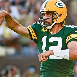 Aaron Rodgers NFL Green Bay Packers
