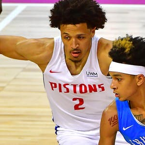 Cade Cunningham NBA Rookie of the Year Detroit Pistons