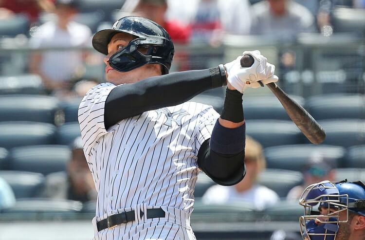 Aaron Judge MLB New York Yankees