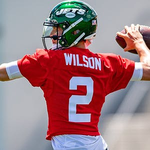 Zach Wilson New York Jets NFL