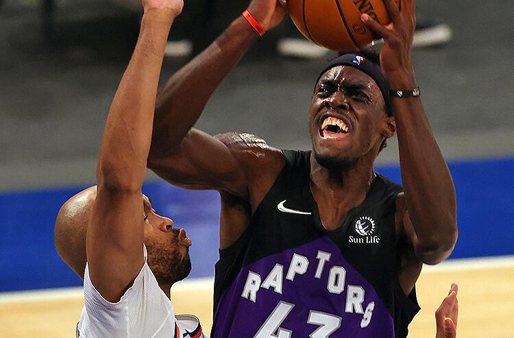 Pascal Siakim Toronto Raptors NBA