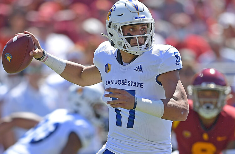 How To Bet - San Jose State vs Hawai'i Picks and Predictions: Spartans Continue Covering Ways in MWC Play