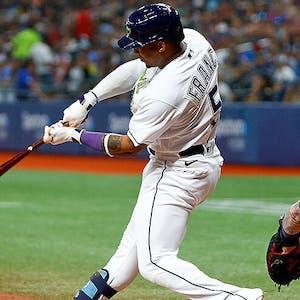 Wander Franco Tampa Bay Rays MLB