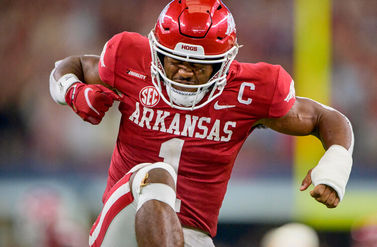 College Football Power Rankings Week 5: Razor-Sharp Hogs Rising