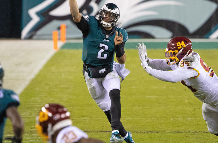 NFL Week 7 Odds: Eagles, Hurts Visit Sin City For the First Time