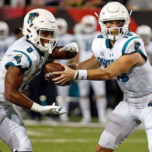Grayson McCall Coastal Carolina college football