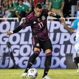 Funes Mori Mexico national soccer team CONCACAF Gold Cup