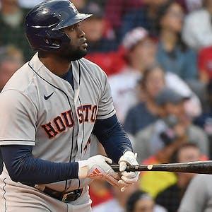 Yordan Alvarez Houston Astros MLB