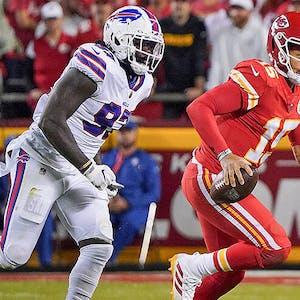 Patrick Mahomes Kansas City Chiefs NFL Super Bowl