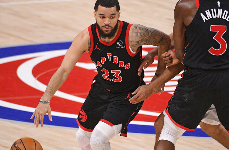 How To Bet - Toronto Raptors 2021-22 NBA Betting Preview: Toronto Slighted by Books Again?