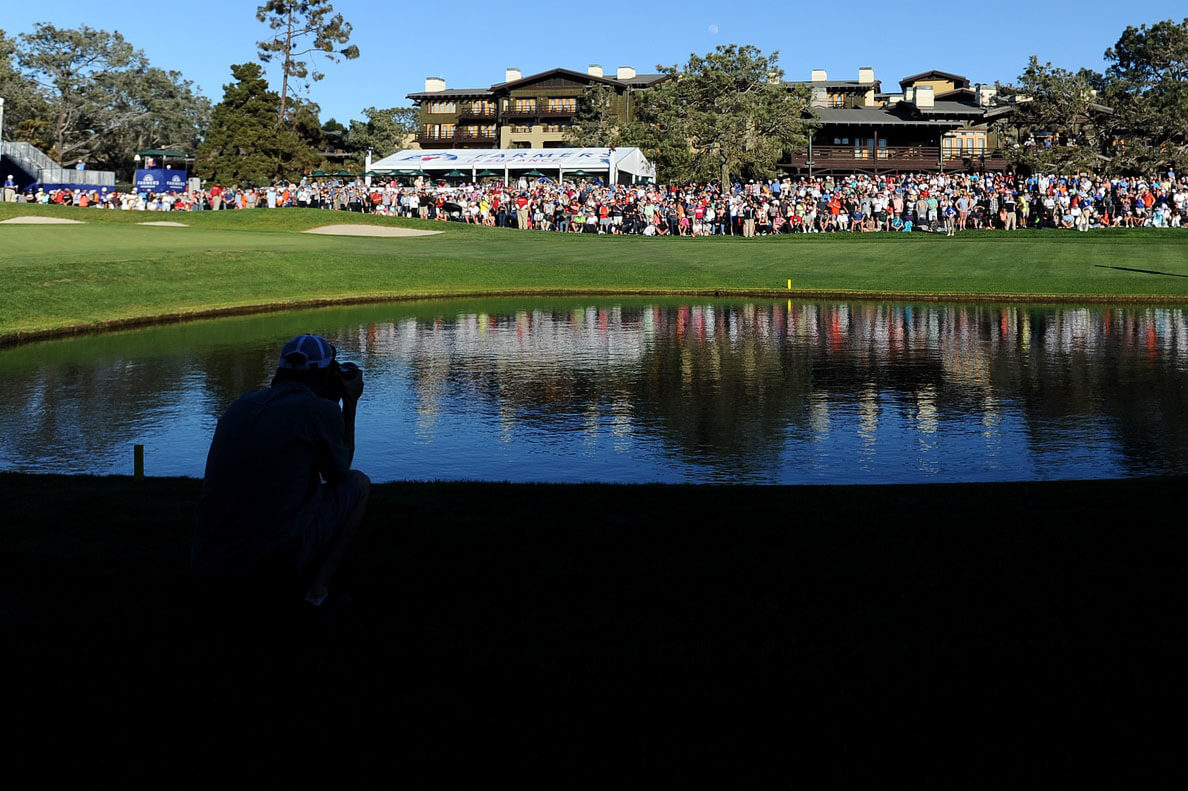 Torrey Pines South Course - Allan Henry-USA TODAY Sports
