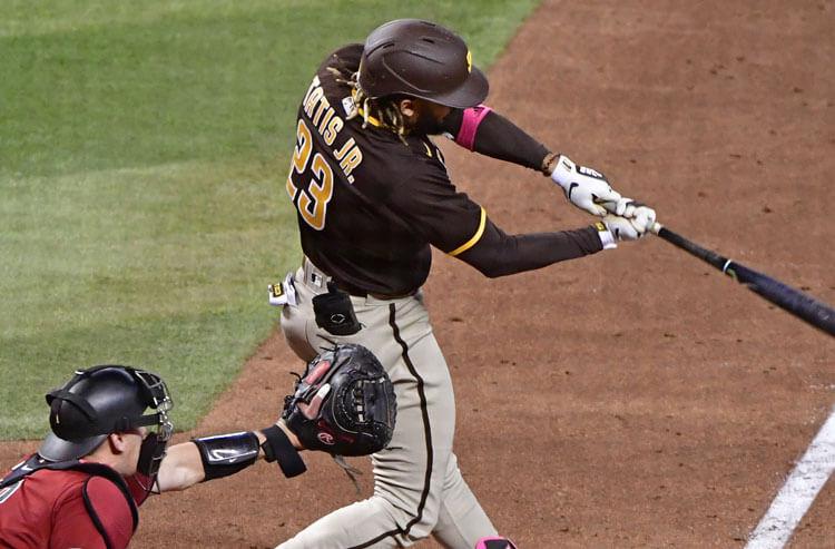 Fernando Tatis Jr. San Diego Padres MLB