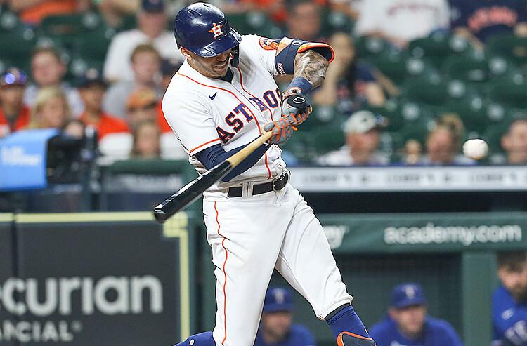 Carlos Correa Houston Astros MLB