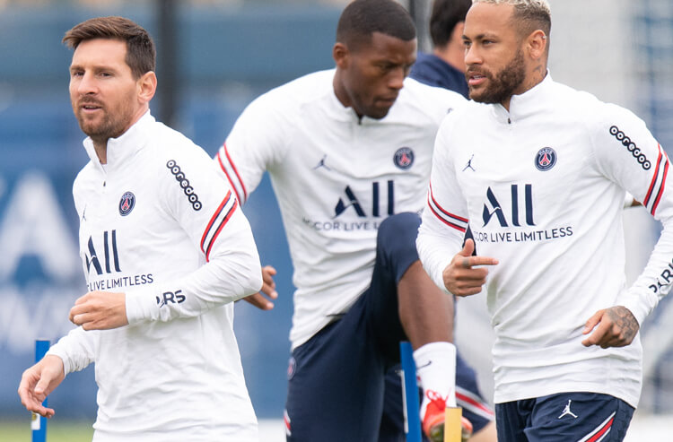 2021-22 French Ligue 1 Title Odds: PSG Already Monster Favorite