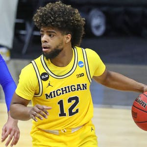 Mike Smith Michigan Wolverines NCAAB college basketball