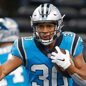 Chuba Hubbard Carolina Panthers NFL