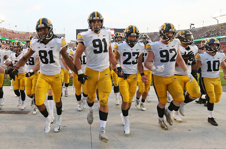 How To Bet - Iowa Sportsbooks Eke Out Less Revenue, But Earn Bigger Betting Haul in August