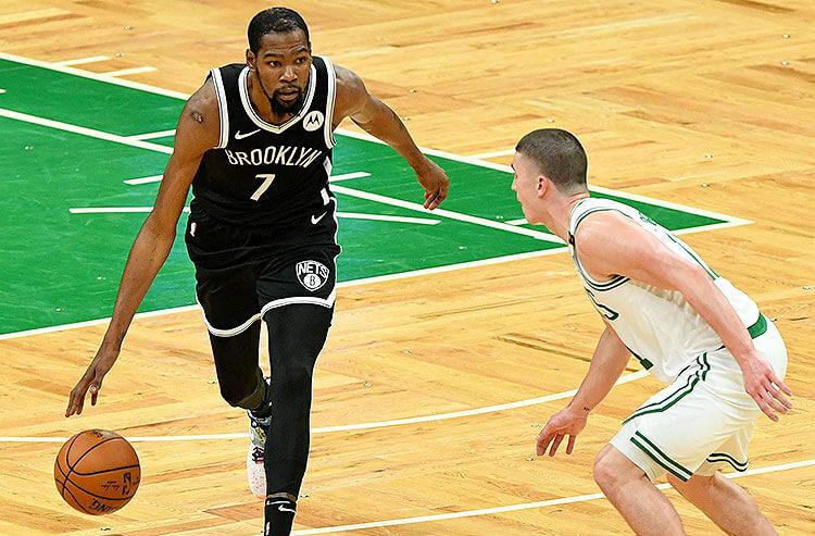 Kevin Durant Brooklyn Nets NBA