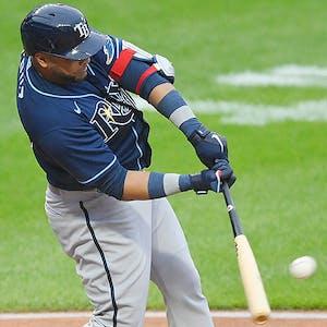 Nelson Cruz Tampa Bay Rays MLB