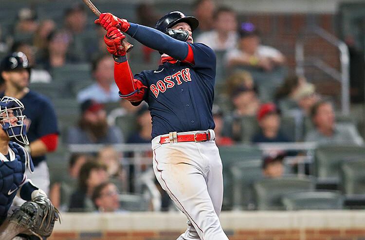 Alex Verdugo Boston Red Sox MLB